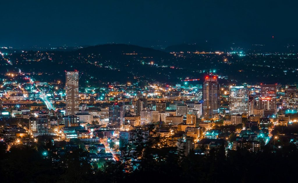 Portland, Oregon, for Oregon marijuana prices