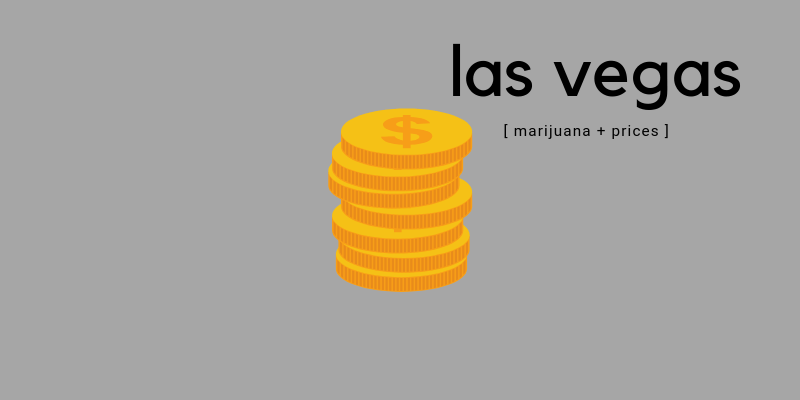 las vegas marijuana prices